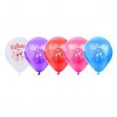 "Luftballons ""Горько"", Set 5 Stück  25 cm 001H"
