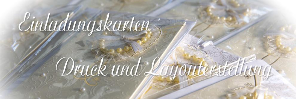 Hochzeitskarten in Deutsch und Russisch